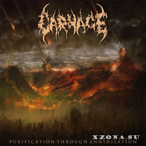 Carnage - Purification Through Annihilation (2017)