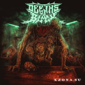Depths Of Black - Ascension Through Dissection (EP) (2017)