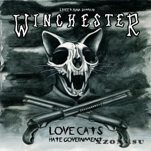 Winchester - Love Cats Hate Government [EP] (2018)