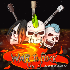 VA by We Are Rock - W.A.R. Is Rock Vol.5 (2018)
