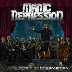 Manic Depression - Symphony Of Depression (2018)