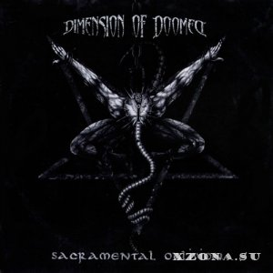 Dimension Of Doomed - Sacramental Oblivion (2006)