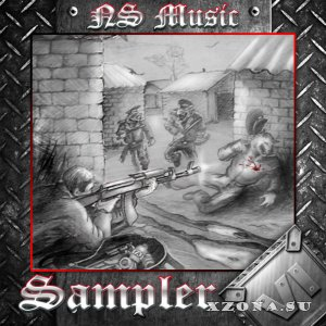 VA - NS Music Sampler (9 Альбомов) (2010-2011)