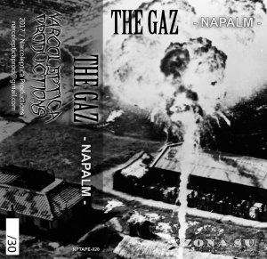 The Gaz - Napalm (EP) (2017)