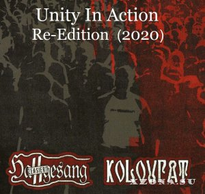 Kolovrat & Hassgesang - Unity In Action (Re-Edition) (2020)